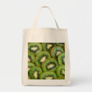 Kiwi Grocery Tote Bag