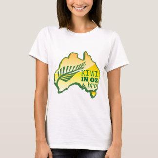 KIWI in OZ (Australia) BRO T-Shirt