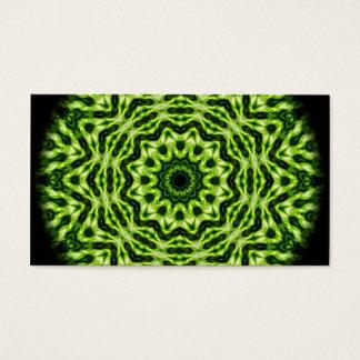 Kiwi Kaleidoscope Business Card