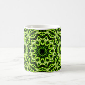 Kiwi Kaleidoscope Coffee Mug