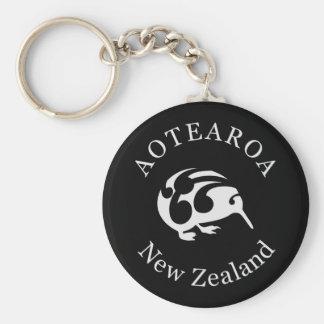KIWI New Zealand /Aotearoa  national bird Key Ring