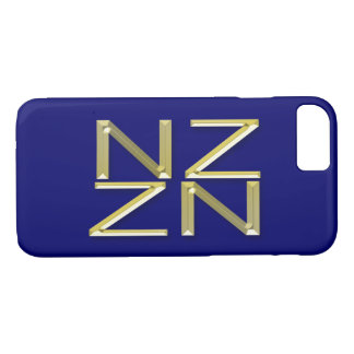 Kiwi New Zealand Design Patriotic Art iPhone 8/7 Case