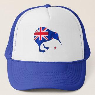 kiwi New Zealand flag soccer football gifts Trucker Hat