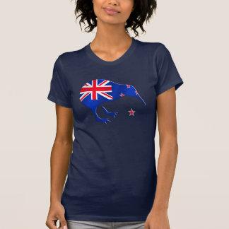 kiwi New Zealand flag soccer football gifts Shirts