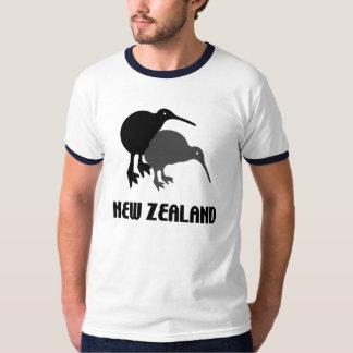 Kiwi New Zealand Funny Mens Shirt
