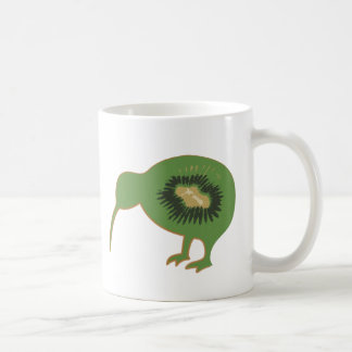 kiwi nz kiwifruit coffee mug