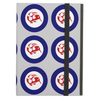 Kiwi Roundel Cover For iPad Air
