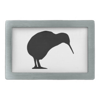 Kiwi Silhouette Belt Buckle