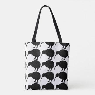 KIWI silhouette Tote Bag