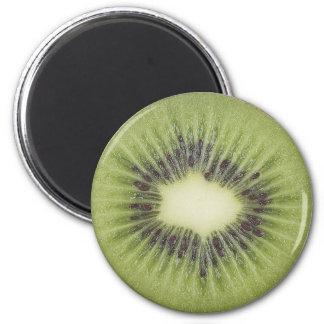kiwi slice photo magnet