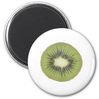 kiwi slice photo refrigerator magnets