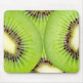 Kiwi slices mouse mat