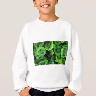 Kiwi slices sweatshirt