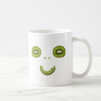 Kiwi - Smile - cup Mug