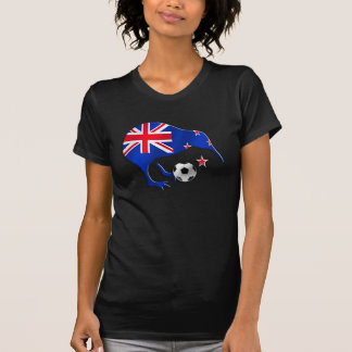 Kiwi soccer player Soccer team cup gifts T-Shirt