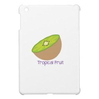 kiwi_Tropical Fruit iPad Mini Cases