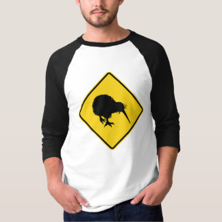 Kiwi Warning T-Shirt