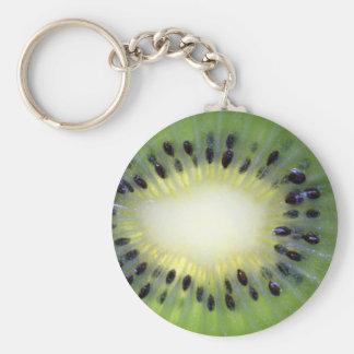 Kiwifruit Key Ring