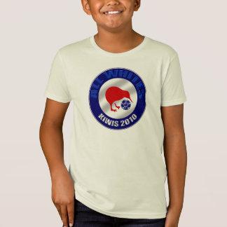Kiwis 2010 All Whites New Zealand Soccer gifts T-Shirt