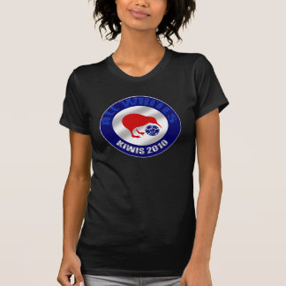 Kiwis 2010 All Whites New Zealand Soccer gifts Tshirt
