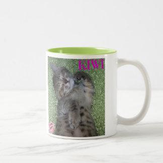 Kiwi's Smile Coffee Mug