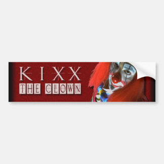 Kixxter-Sticker Bumper Sticker