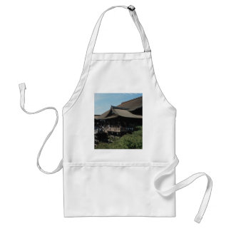 Kiyomizu Temple, one of Kyoto's main attractions, Adult Apron