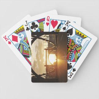 Kiyosu Bridge Bicycle Playing Cards