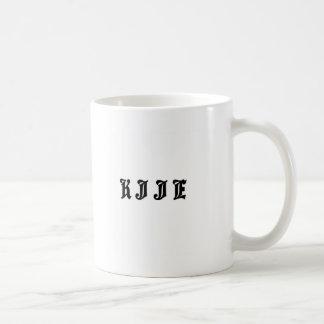 KJJE LOGO 2 jpg Coffee Mug