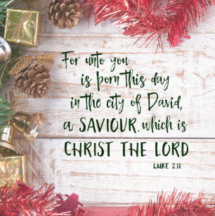 Bible Verses About Christmas.Bible Verse Christmas Stickers Labels Zazzle Uk
