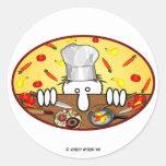 KK Chef Sticker