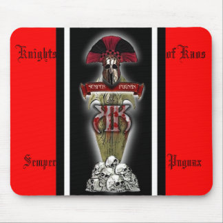 =KK=, Knights of Kaos Mouse Mat