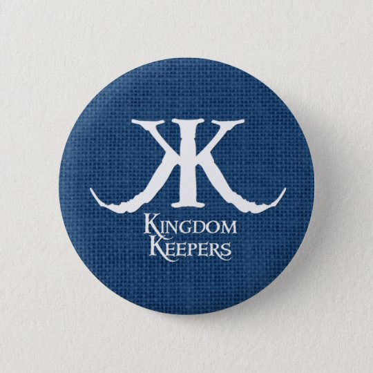 KK Logo Kingdom Keepers Button