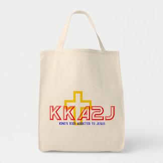 KKA2J Bag Grocery Tote Bag