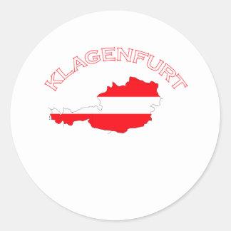 Klagenfurt, Austria Stickers