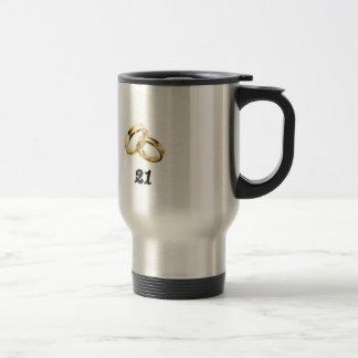 Klaine Travel Mug