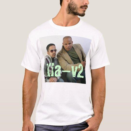 klave-2d, Kla-v2 T-Shirt