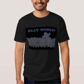 Klay World Black Glow T-shirt