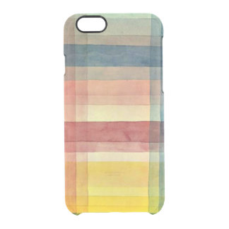 Klee - Architecture of the Plain Clear iPhone 6/6S Case