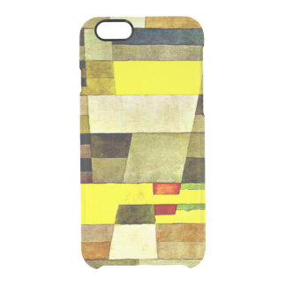 Klee art, Monument iPhone 6 Plus Case