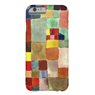 Klee - Flora on Sand Barely There iPhone 6 Case