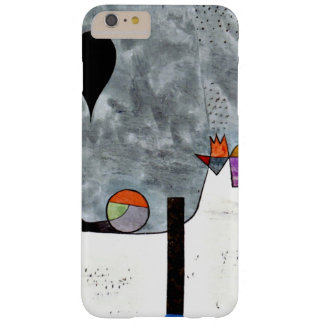 Klee painting - Winter Barely There iPhone 6 Plus Case