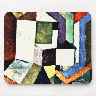 Klee - Pious Northern Landscape Mouse Mat