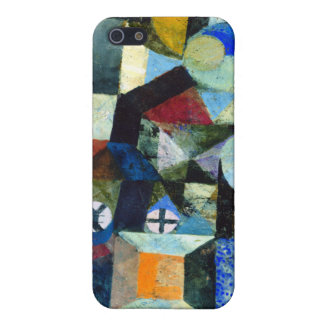 Klee - Yellow Half-Moon Cover For iPhone 5/5S