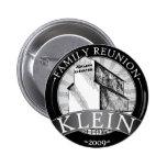 Klein Reunion Pin