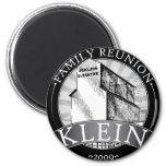 Klein Reunion Refrigerator Magnet