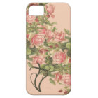 Klein Roses Christian iPhone 5 Case-Pink Barely There iPhone 5 Case