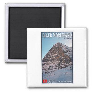 Kleine Scheidegg - The North Wall of the Eiger Magnet