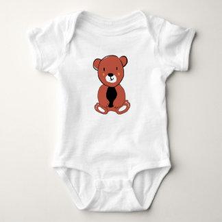 Kleinkindbody teddy baby bodysuit