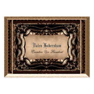 Kleinmore Bailey  Victorian  Customizable Pack Of Chubby Business Cards